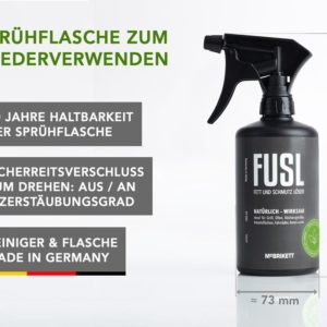FUSL Grillreiniger 500 ml Sprayflasche