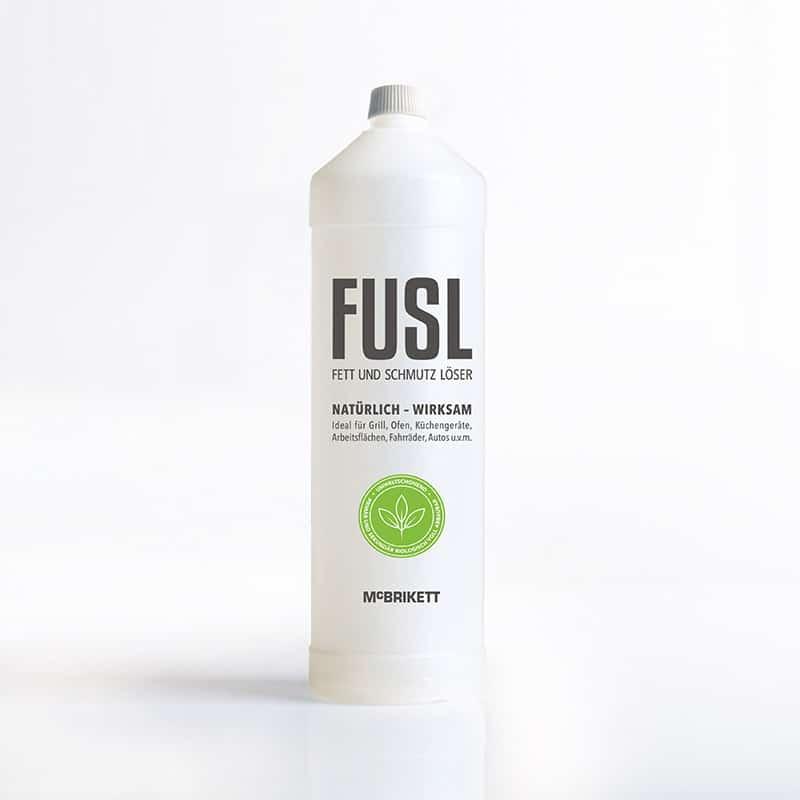 FUSL - Fett und Schmutz Löser Universalreiniger 1 Liter Nachfüllflasche