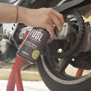 FUSL - Fett und Schmutz Löser Universalreiniger Motorradreiniger