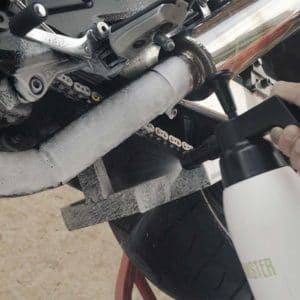 FOAMSTER Schaumdrucksprüher Motorradreiniger