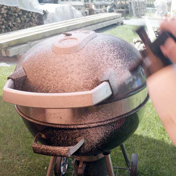 FOAMSTER Schaumdrucksprüher Grill reinigen