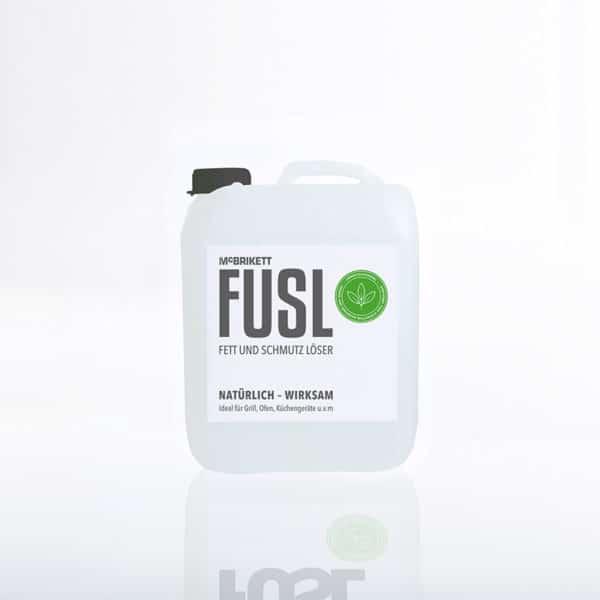 FUSL - Fett und Schmutz Löser Universalreiniger 5 Liter Kanister zum Nachfüllen