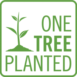 One Tree Planted - Bäume pflanzen mit McBrikett
