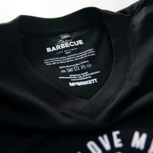 T-Shirt McBrikett BBQ LIFE BALANCE